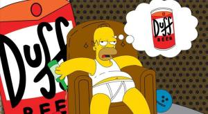 The Simpsons-Duff Beer=top1а