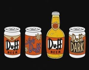 сериальное пиво-