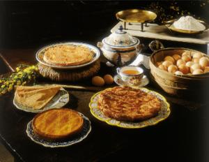 выпечка бретонской кухни 460 Х 356