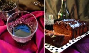 шоколадный торт а-ля ирвин уэлш-фото