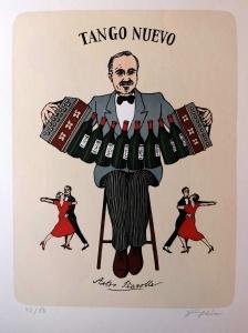 винные карикатуры- Jiri Sliva-танго нуэво