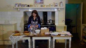 Анна Мартинетти-кулинарное шоу на кухне Агаты Кристи- Фото-Энн Мартинетти-facebook_anne-martinetti
