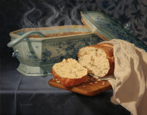 Diane Fraser  Хлеб и суп   900 х 710