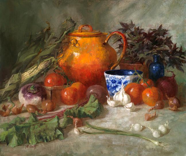 Joe Anna Arnett Овощной суп 648 х 543