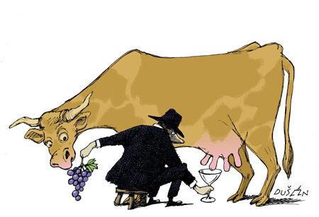 карикатуры-Dusan Petricic, Canada