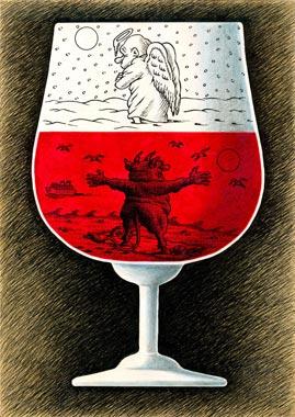 карикатуры-Jury-Kosobukin