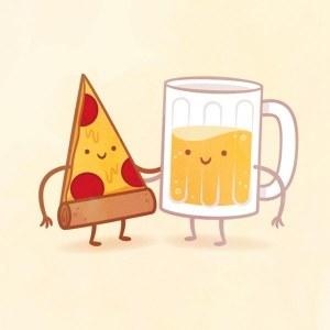 пищевые пары-иллюстрации-Tseng--Пица и пиво