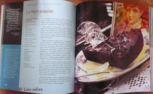 шоколадный пирог-рецепт из книги Cremes et Chatiments
