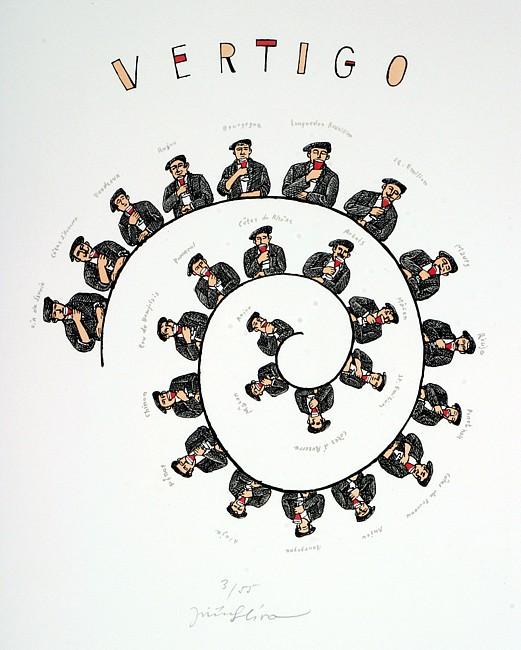винные карикатуры- Jiri Sliva-Головокружение