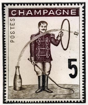 винные карикатуры- Jiri Sliva-Шампанское