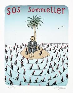 винные карикатуры- Jiri Sliva-SOS сомелье