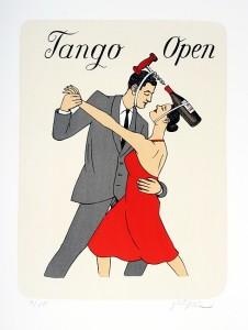 винные карикатуры- Jiri Sliva-Tango open
