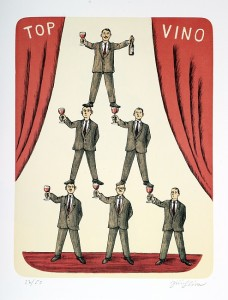 винные карикатуры- Jiri Sliva-Top vino