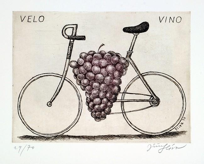винные карикатуры- Jiri Sliva-Вело Вино