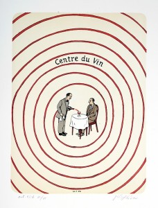 винные карикатуры- Jiri Sliva-центр Du Vin