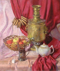 А.А. Вечерин - Самовар (2007)