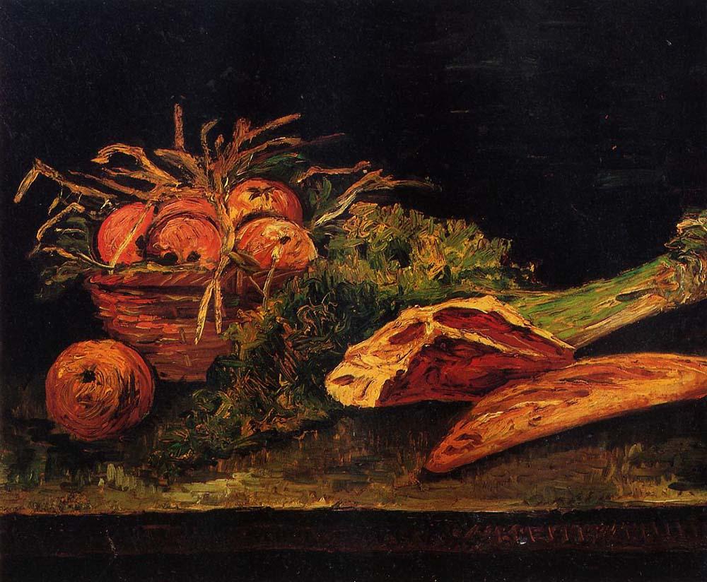 Винсент ван Гог, Натюрморт 1000 х 824