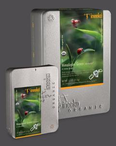 чай Ineeka  500 х 625