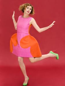 Испанский модельер Агата Руиз де ла Прада (Agatha Ruiz de la Prada)