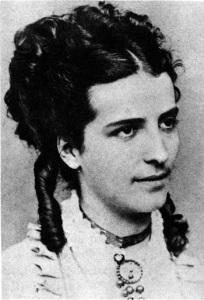 писательница Амалия Скрам (Amalie Skram)