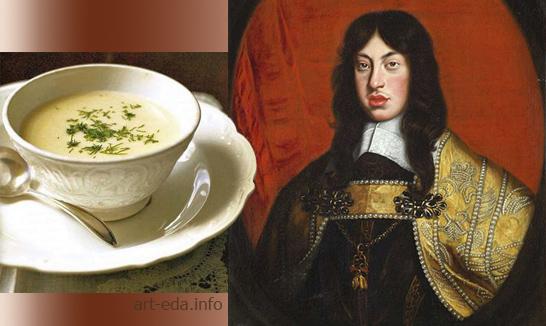 леопольдов суп из манки