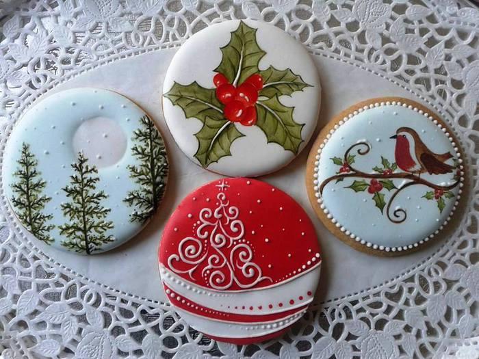 Mezesmanna-12 - рождественские мотивы