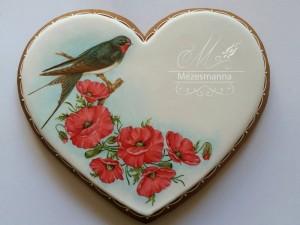 Mezesmanna_печенье с рисунками-сердечко