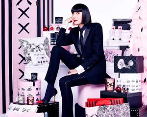 Шанталь Томасс -  французский дизайнер женского нижнего белья класса «люкс»