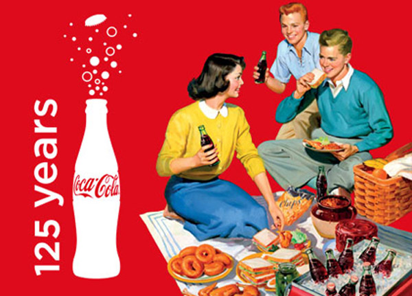 consumer behavior of coca cola
