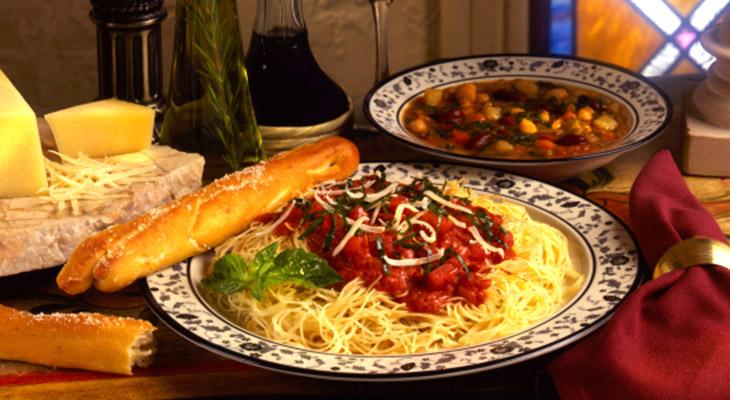 итальянская кухня 730 х 400
