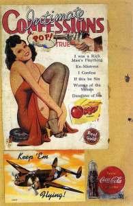 коллаж-Я была игрушкой богача(1947)- paolozzi