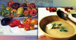 крем-суп Ренуар
