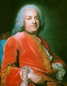 портрет Alexandre Balthazar Grimod de la Reynière