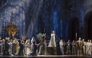 Сцена из оперы Норма 750 х 475