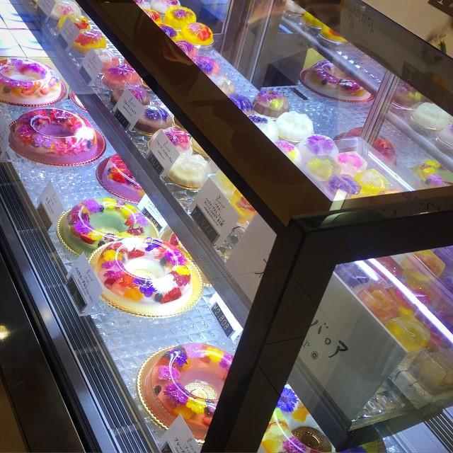 Японские Десерты из желе - HAVARO -3