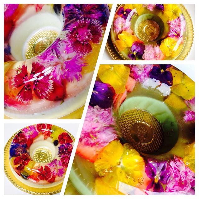 Японские Десерты из желе - HAVARO -комби.