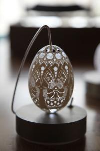 ажурные пасхальный яйца-художник Франк Гром (Franc Grom)