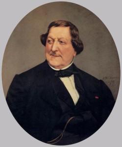 портрет Джоаккино Россини (1874)