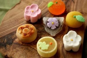 янонские десерты_вагаси_