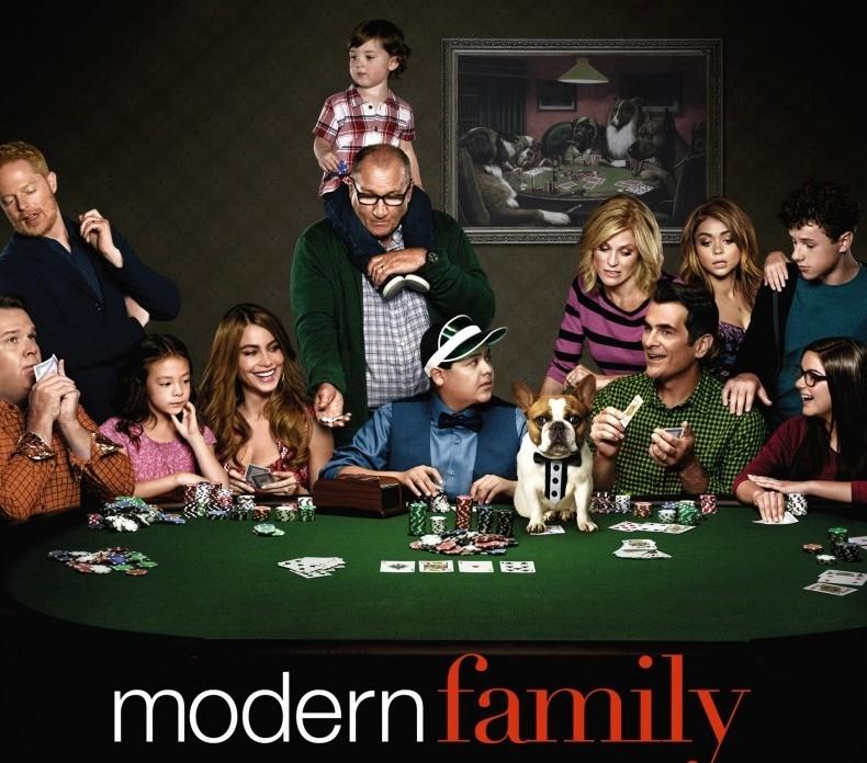 постер сериала Американская семейка