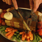 обед по рецептам писателей 600 х 340