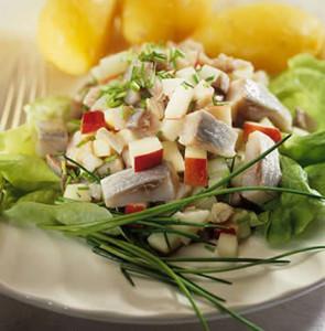 селедочный салат 460 х 468