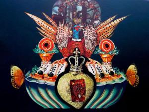 dali-cokbook-illustration-павлин по королевски