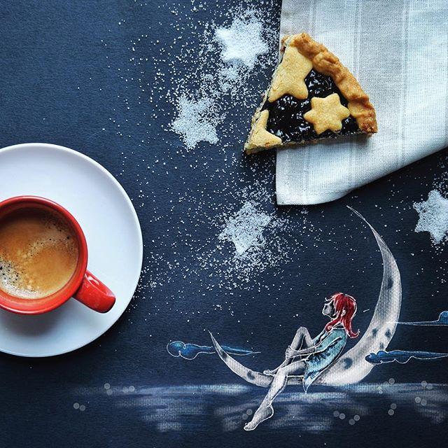 кофейные арт компиляции - Синтия Болоньези (Cinzia Bolognesi)-Путешествие