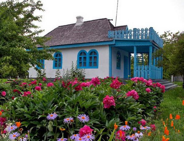 Колодежно. Музей Леси Украинки 600 х 460