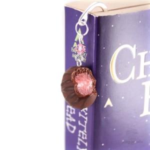 книжные закладки-шоколадные конфеты
