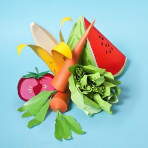 Изготовление-макетов-еды-из-бумаги-Maria Laura Benavente-01