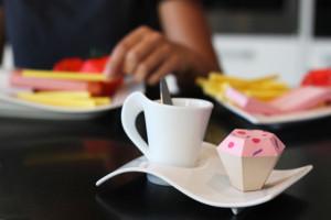 Papermeal - французский завтрак
