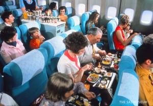 airlinefood_обед на борту Boeing 747_обед в эконом классе=
