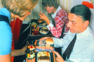 airlinefood_обед на борту Boeing 747_обед в эконом классе.